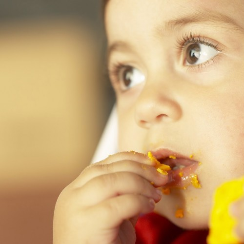 從膳食改善兒童口肌