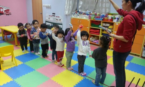 日日進教室幼兒部