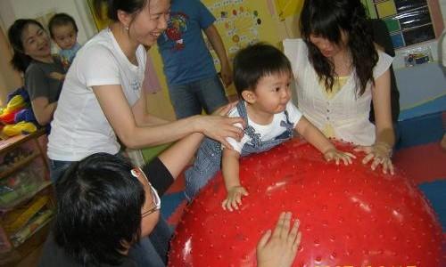 香港基督教服務處Pario親職兒童教育中心(太子中心)