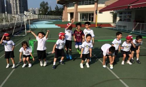 Monster Tennis Hong Kong International Tennis Academy