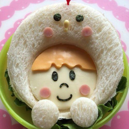 Happy Cook: 小雞三文治