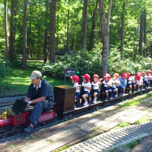 森林幼稚園。540小時活動?