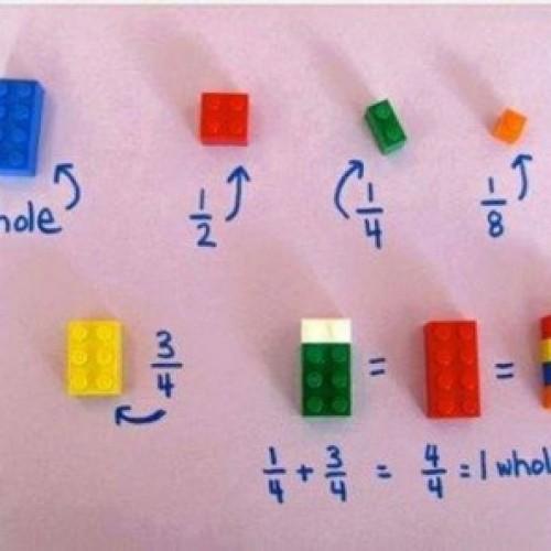 小朋友學數‧Lego易明法