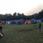 周末好去處 : 馬草壟汽車營地 - 露營區