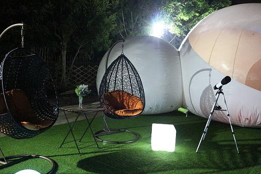 周末好去處 : 天水圍名樂魚莊 - 觀星波子營