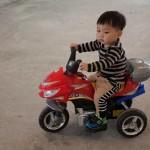 周末好去處 : 錦田鄉村俱樂部, 兒童電單車