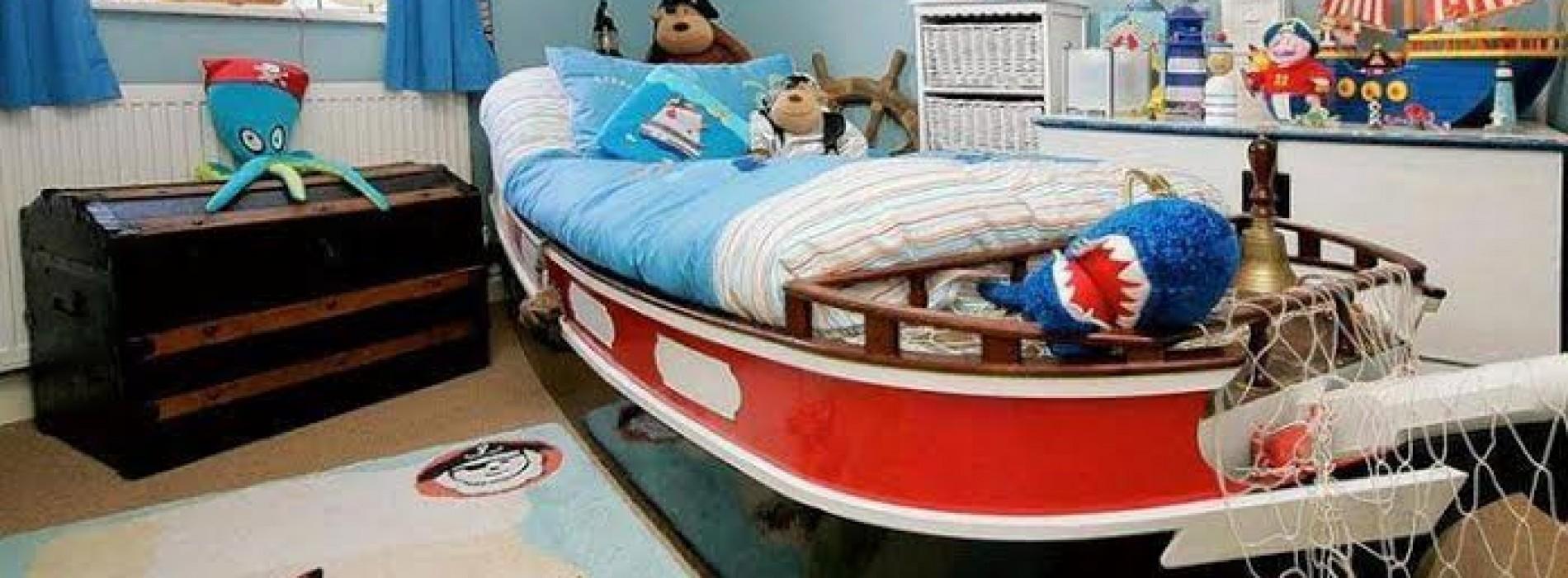 7大「有諗頭」兒童睡房