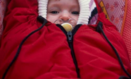 寒冬「包糭」‧BB焗親