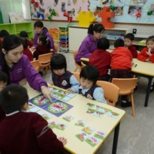 北區幼園學位緊張‧八成學券留位幼園滿額