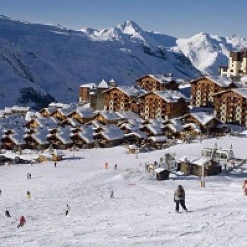 法國小學提前春假‧挽救滑雪業