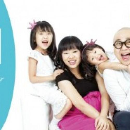 《百家寶BB展》:送價值$1,888 FACE – Lifestyle Icon家庭攝影套餐
