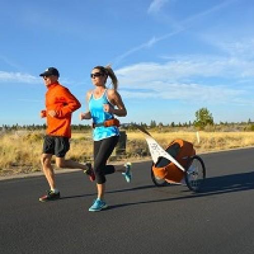 美國最新跑步BB車‧帶BB Keep fit