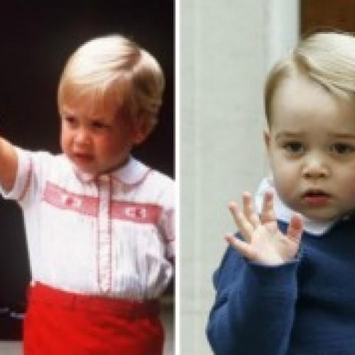皇室時光倒流‧同一醫院兩代王子