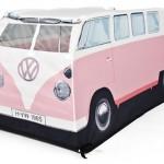 超型Volkswagen帳篷‧一家去露營