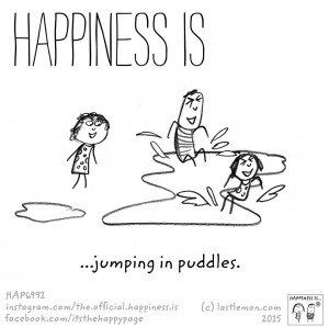 尋找一家人「幸福」運動‧現在開始!感受身邊細微事情