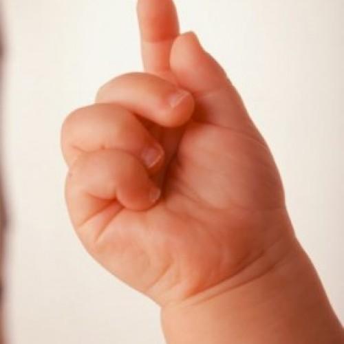 幫寶寶修甲是大PROJECT?﹗
