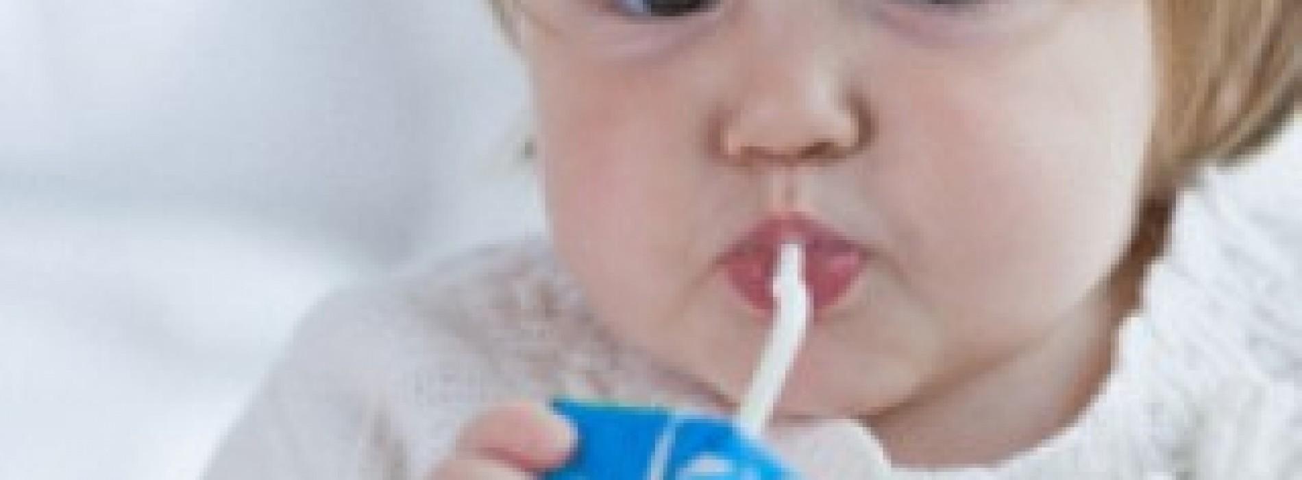 飲管吸啜‧有助幼兒「口肌發展」