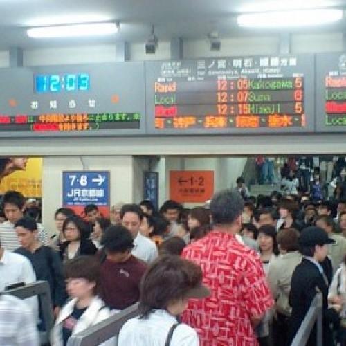 不能到日本的「黃金週」