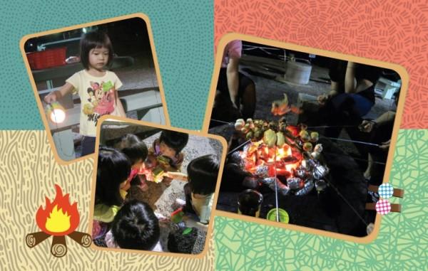 周末好去處 : 北潭涌渡假營燒烤場