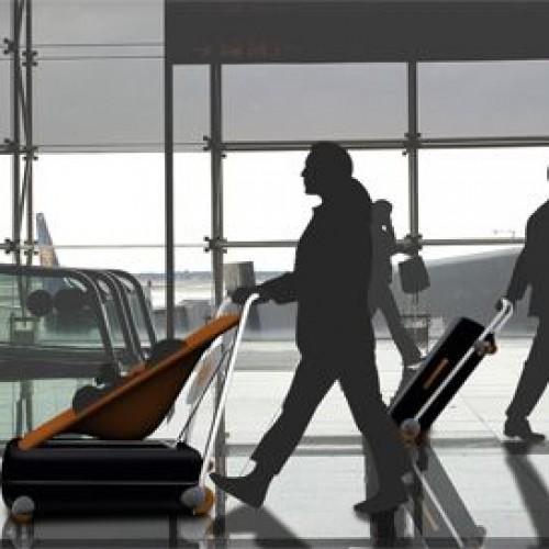 行李+ BB兩用手推車.超方便!