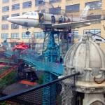 美國聖路易斯City Museum, 十層高鞋廠打造成博物館遊樂場