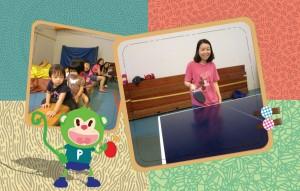 周末好去處 : 北潭涌渡假營室內活動室