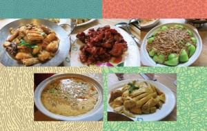 周末好去處 : 北潭涌渡假營美味套餐