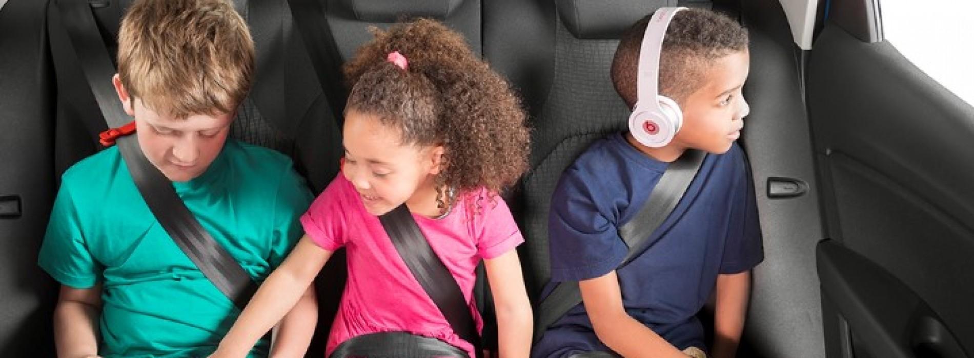 錢包size ‧ 超薄「兒童安全座椅」