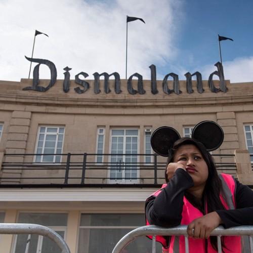 英國「愁爆」樂園 · 大玩悲情迪士尼