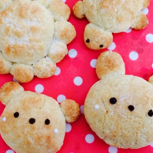 Happy Cook: 麵包熱  — 日式甜瓜包
