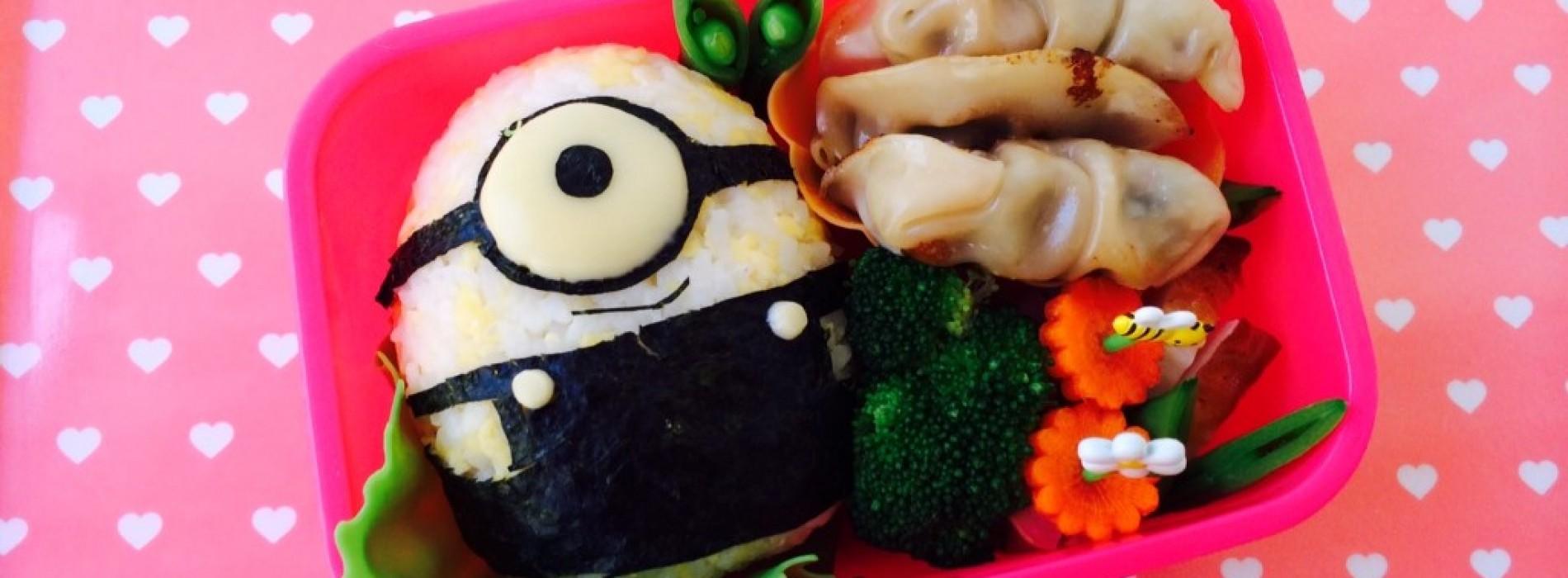 Happy Cook: Minion便當