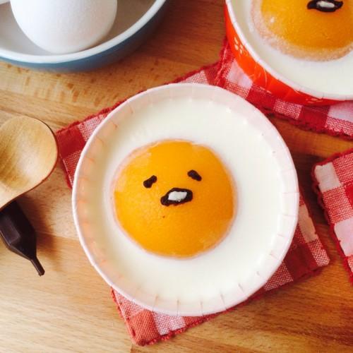 Happy Cook: 沒有雞蛋的蛋黃哥