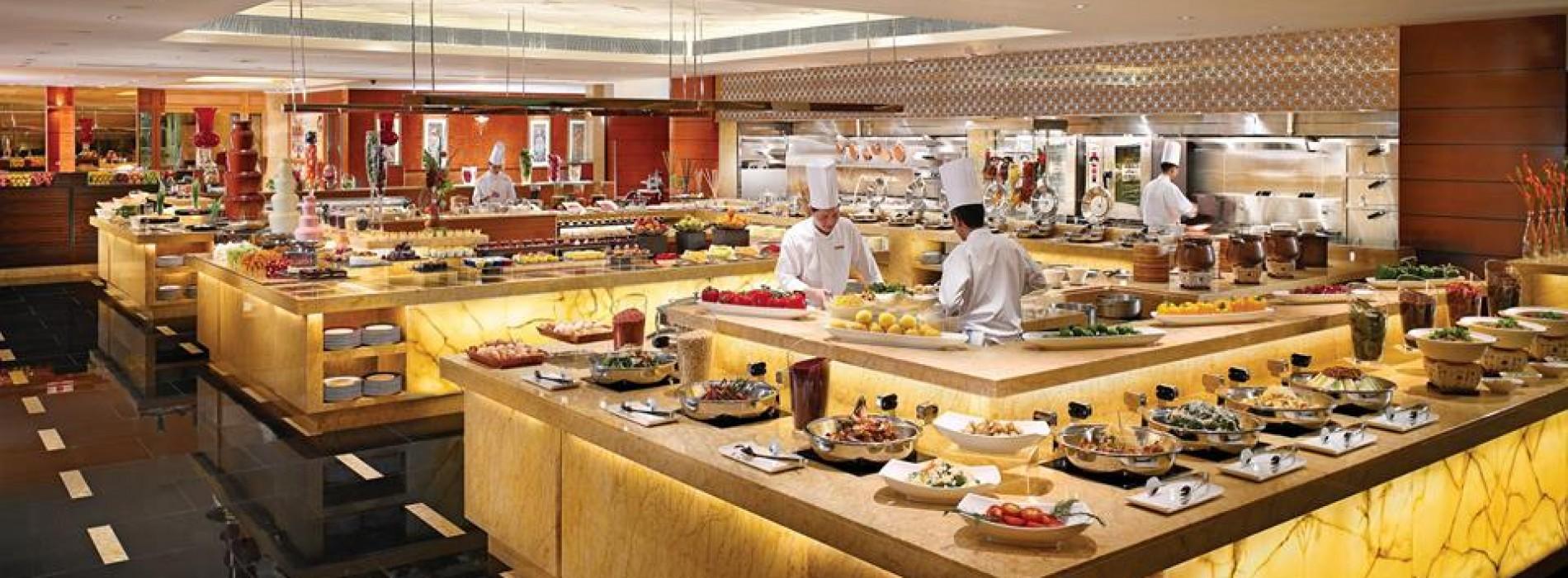 送總值$6,930帝京酒店自助午餐