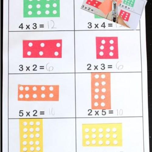 幼兒「數學敏感期」‧ 用衣架、波波開心計數