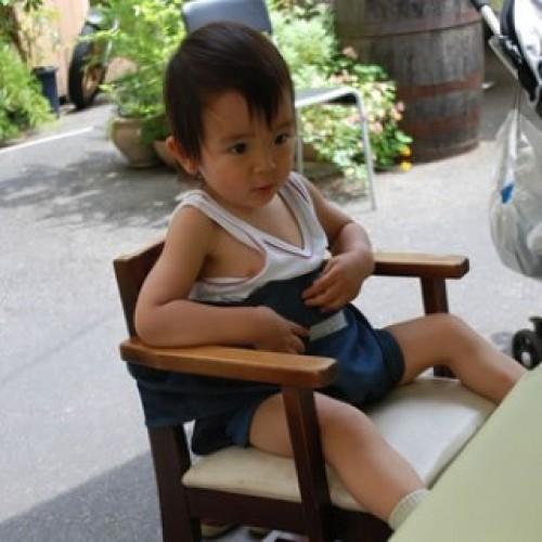 BB櫈櫈褲‧潮坐開餐餐