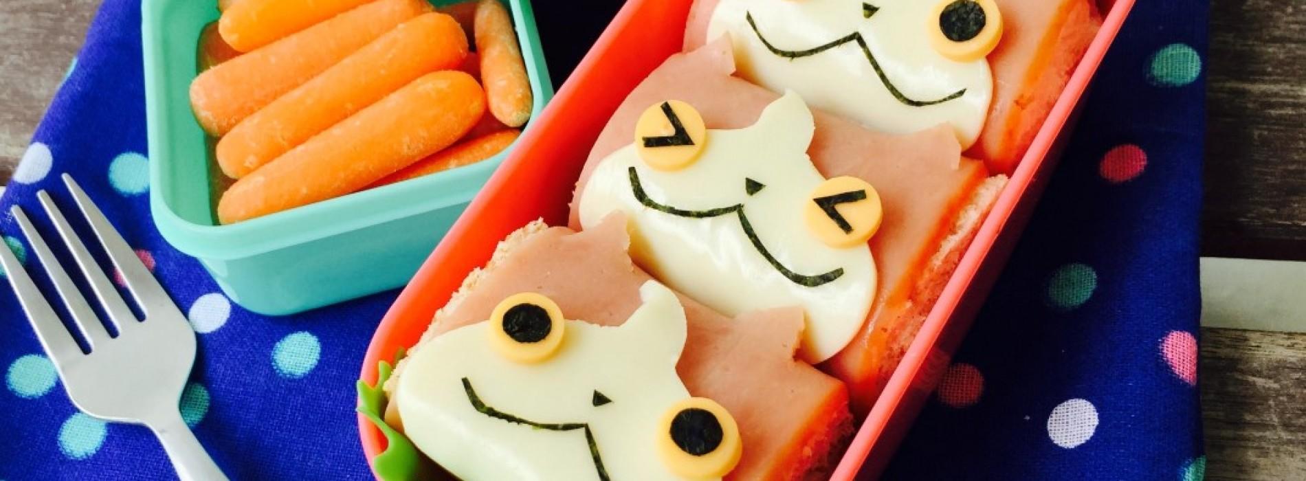 Happy Cook: 妖怪貓三文治
