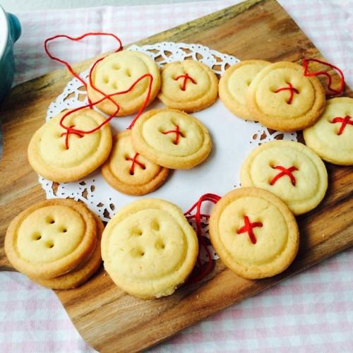Happy Cook: 鈕扣曲奇‧好玩教材