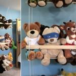 玩具收納,clean up 變樂趣, 「韆鞦動物園」