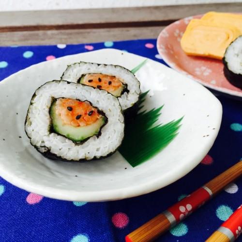 Happy Cook: 清涼「西瓜」壽司