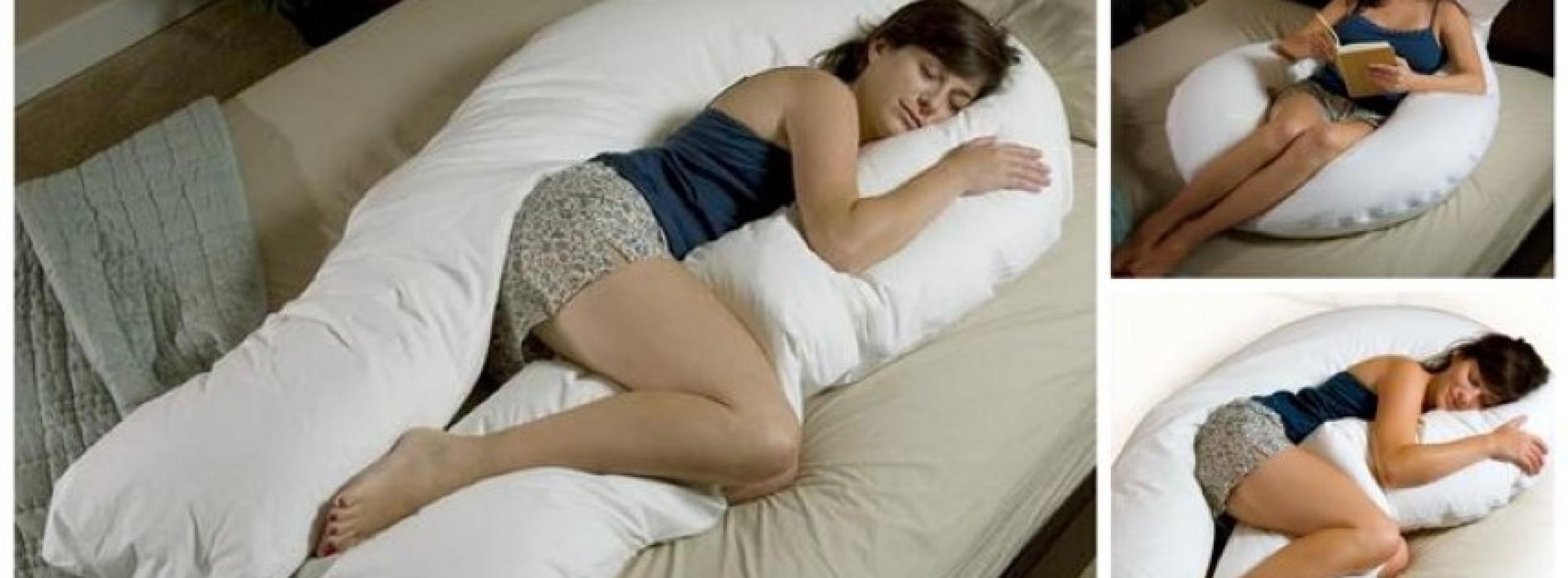 U型大枕頭‧「瞓得好」必備