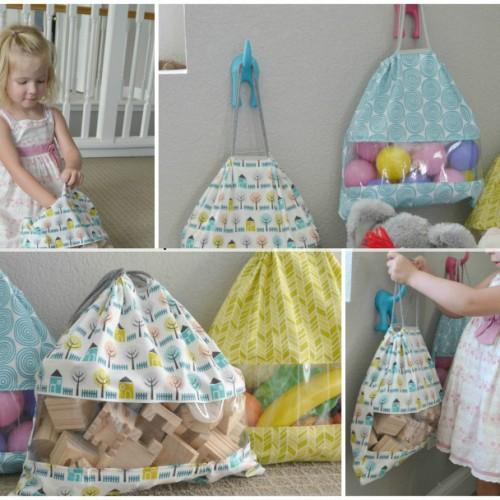 創意「玩具收納」 將Clean up變樂趣