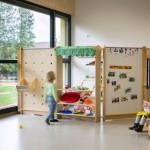 歐洲幼兒園, 不同主題課室