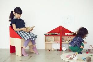 日本超型小童櫈‧3個好玩變身