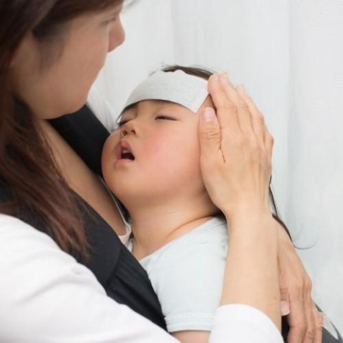 舒緩兒童發熱‧3款美味食療