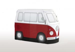 德國紙板「雪糕車」‧Volkswagen福士出品?