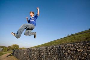 倫敦Northala Fields「四大巨丘」.小朋友「奔跑」樂園, 盡情跑跳