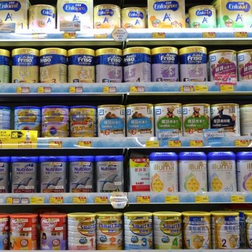 嬰兒配方產品營養成分新規定生效