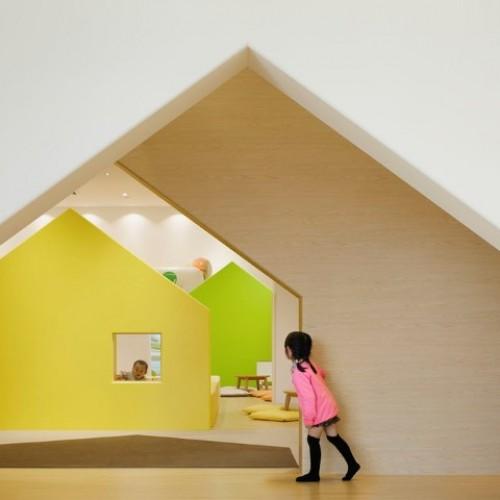 日本「房中房」室內遊樂場‧玩空間探索