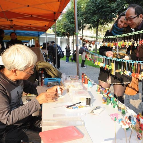 假日好去處 香港公園明年起辦藝趣坊