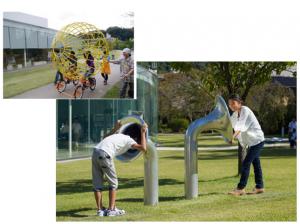 日本特製「泳池」.大小朋友玩「乾身」潛水 親子遊戲區 工作坊